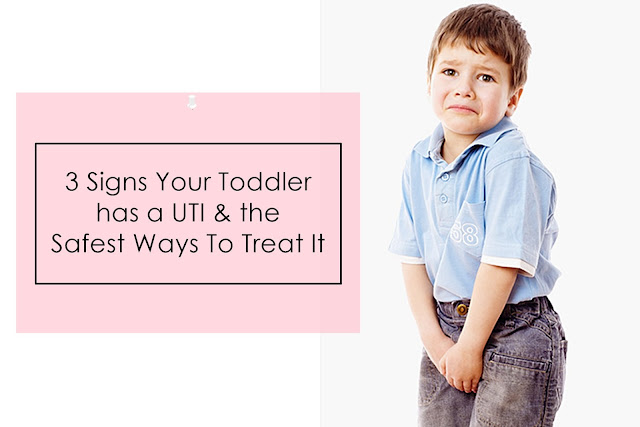 health, child health. child UTI, UTI, toddler, natural way to prevent UTI,