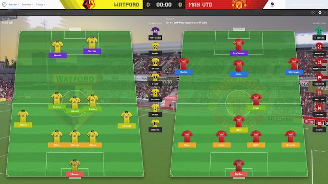 Skin  Vitrex17 v1.4 Untuk Football Manager 2017