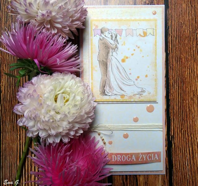 Kartka z okazji ślubu #1