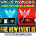 Free fire new event War of Assassins coming soon in September 2020 full details in hindi.