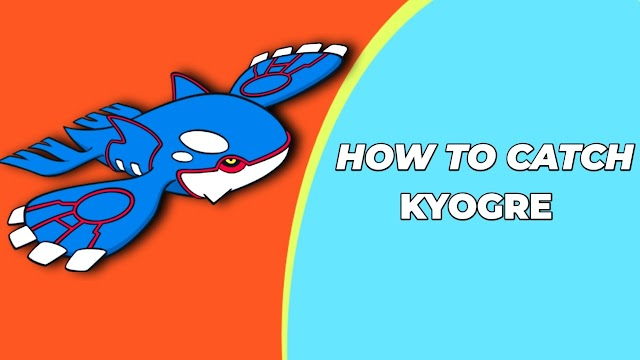 How to Catch Kyogre in Emerald(In fist attempt)
