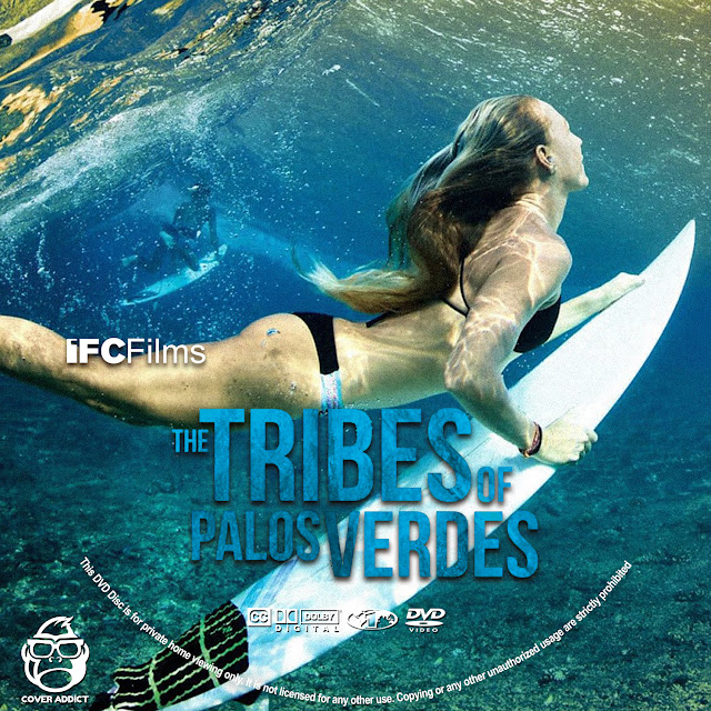 The Tribes Of Palos Verdes DVD Label