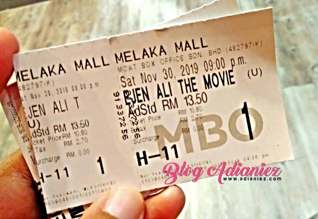 Ejen Ali The Movie : Misi NEO   Wajib tonton sebab sangat best!