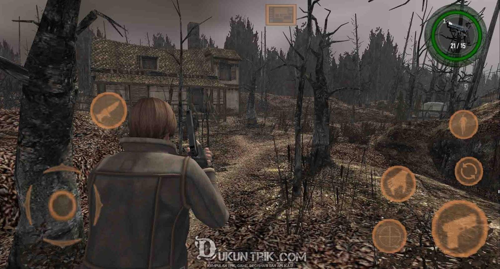 🔥 Resident evil 4 apk android dukuntrik   RESIDENT EVIL 4
