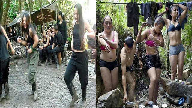 नक्सली जंगलों में ऐसी है महिलाओं की लाइफ, देखकर चौंक जाएंगे