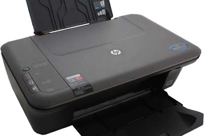 HP Deskjet 1056 All-in-One Drivers Download