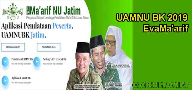 Download Jadwal UAMNU 2019/2020