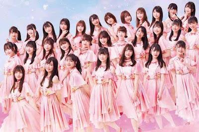 ngt48 sherbet pink mv