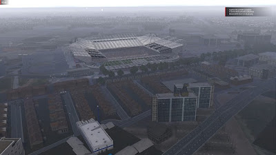 PES 2020 Stadium Aerial View Old Trafford by Jostike Games