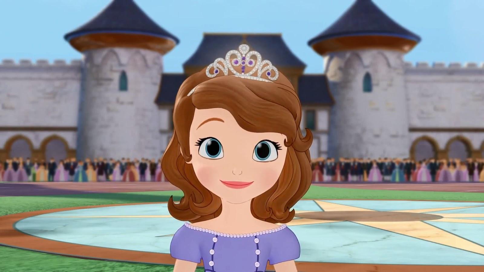 PoPcorn的卡通翻譯: [KCAHV] 小公主蘇菲亞:公主傳奇 Sofia the First Once Upon a Princess 英文發音中文字幕 翻譯線上看