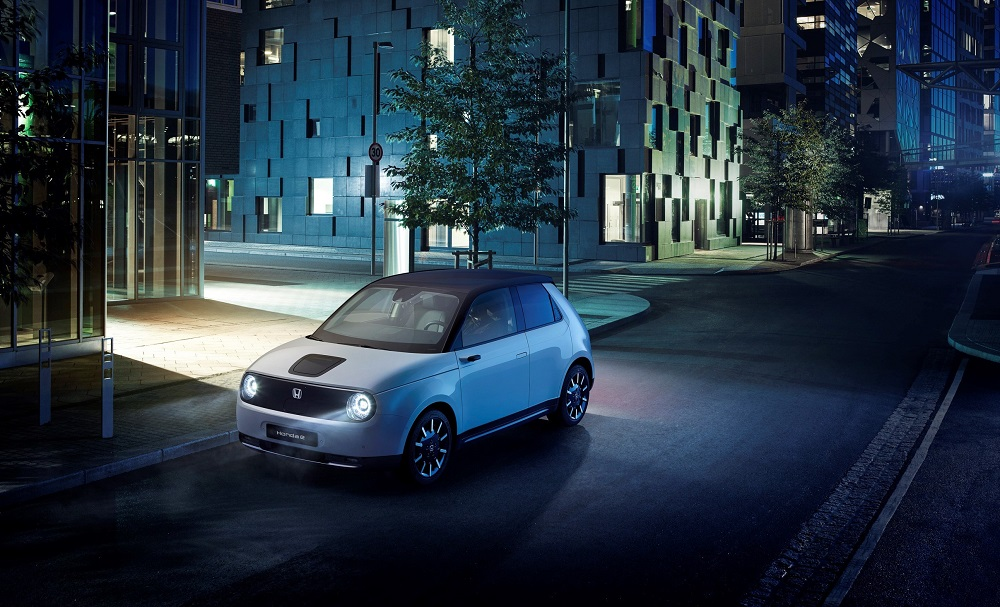 Honda e pricing announced for Europe