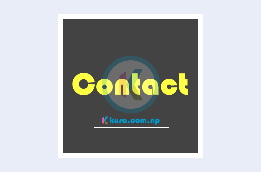 Contact-Kusa
