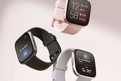 Fitbit Boyong Fitbit Versa 2 ke Indonesia