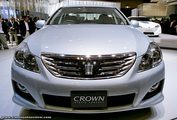 2018 Toyota Crown Release Date, Review, Specs - Cars ...