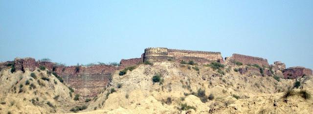 Shergarh Fort Tourist Attraction Dholpur Rajasthan