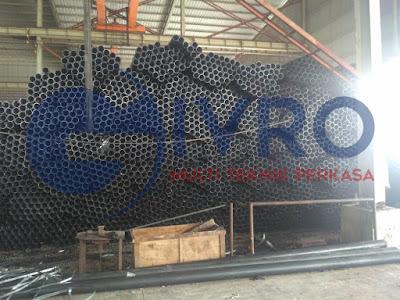 Pabrik Pipa Hitam Juga Produksi Pipa Galvanis & Pipa PVC