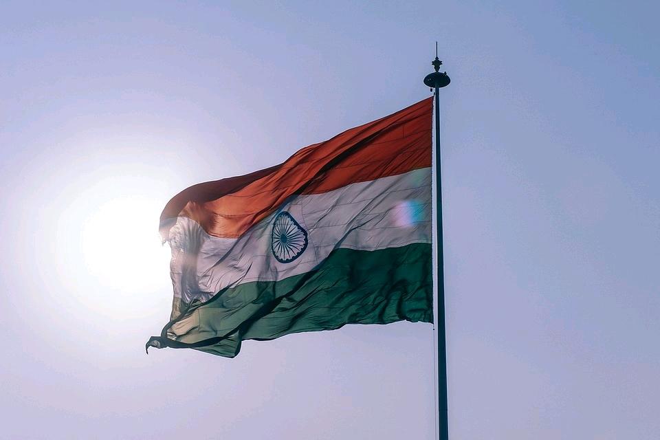 National-flag, indian-flag