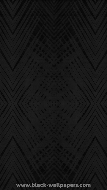 solid black iphone background