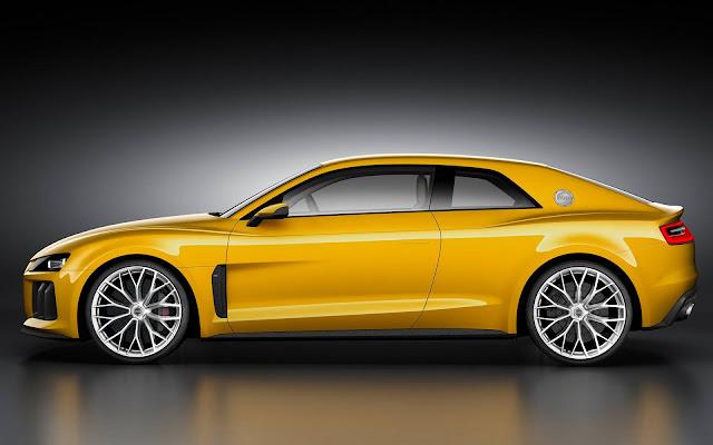 Audi Sport Quattro Concept - 2013