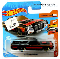 miniature ford 1/64
