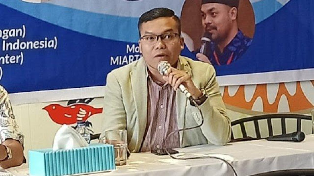 Pangi Curiga Wacana Presiden Dipilih MPR Dihembuskan oleh Pihak yang Dulu Menikmati Sistem Otoriter