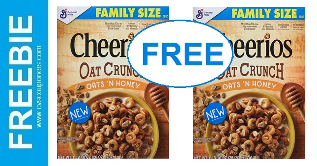 Free Box of General Mills Cheerios
