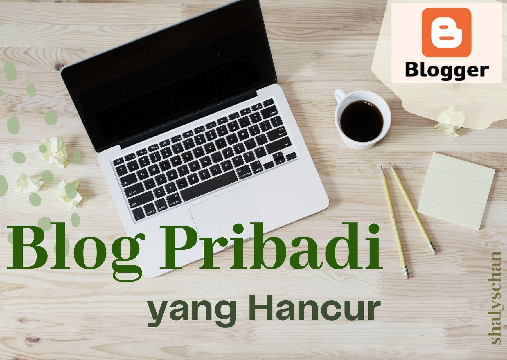 Membuat blog pribadi keren