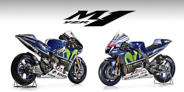 2016 Yamaha YZR-M1 MotoGP Team Wallpaper