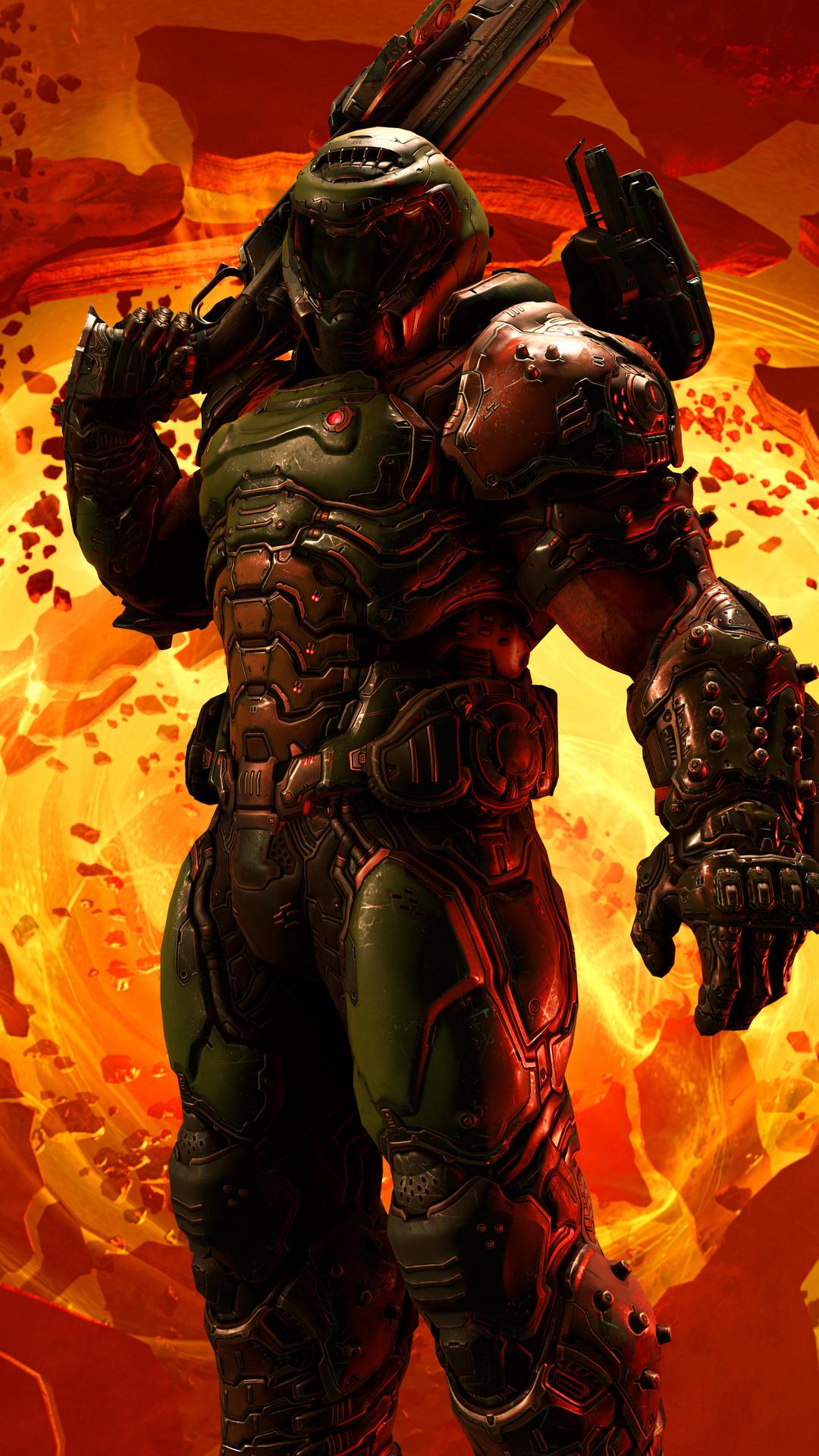 Doom Eternal Pc Desktop Wallpaper
