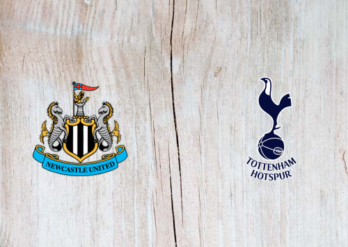 Newcastle United vs Tottenham Hotspur -Highlights 04 April 2021