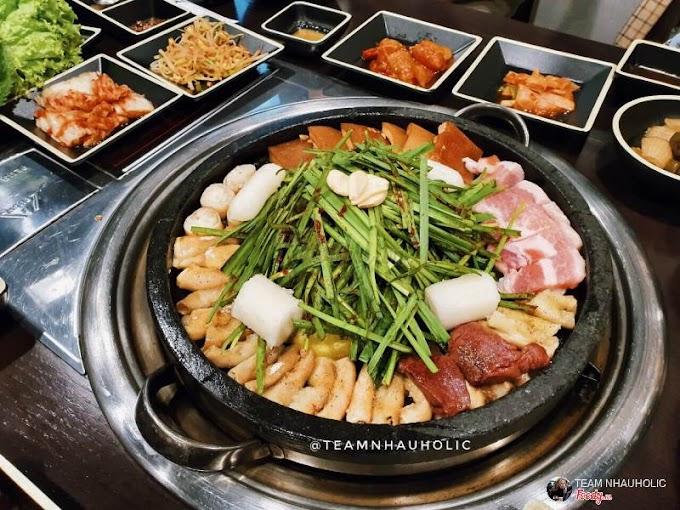 Lòng bò Hàn Quốc, Daehan Số 18 ngõ 148 Nguyễn Chánh