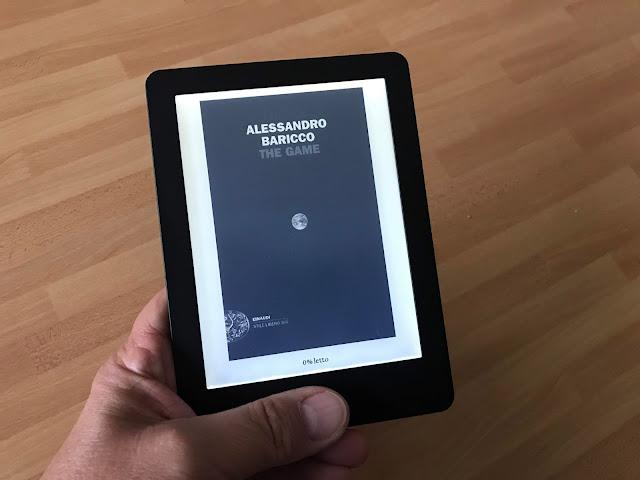 """Il libro in tasca: """"The Game"""", di Alessandro Baricco"""