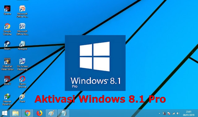 ACTIVATING WINDOWS 8 WITHOUT USING …