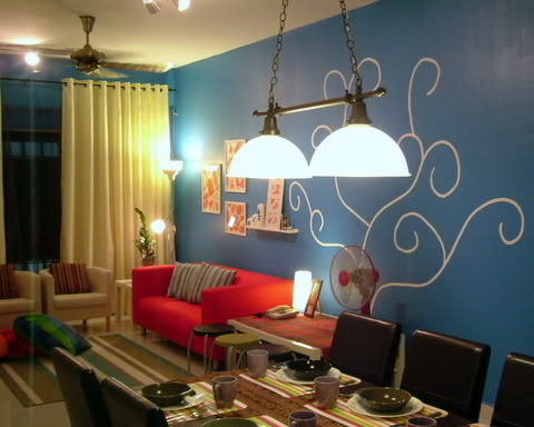 Deko Bersama Eric Ruang Tamu Apartment Desainrumahid