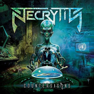 "Necrytis - ""My Asylum"" (audio) from the album ""Countersighns"""