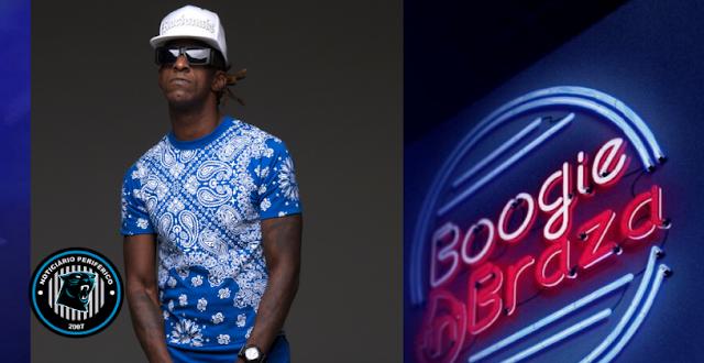 O programa de rádio Boogie In Braza completa 2 anos e terá participação de Ice Blue