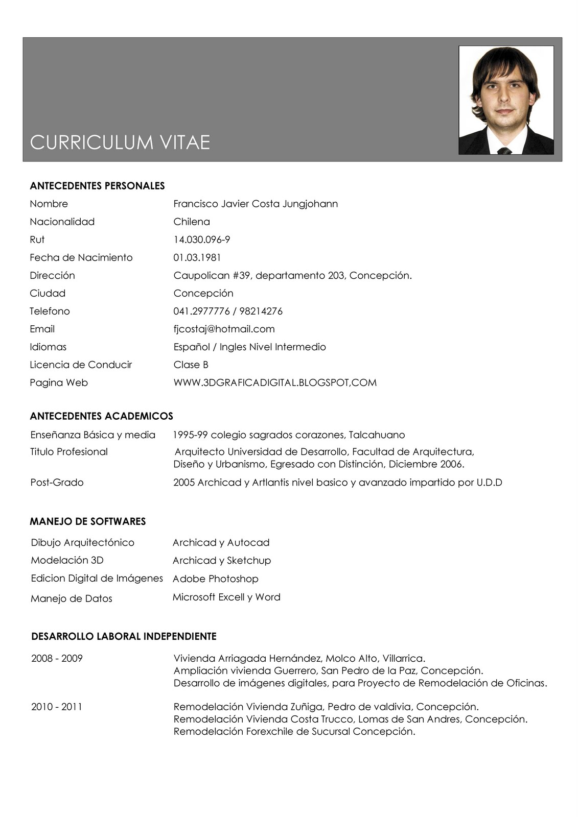 Curriculum Basico Isla Nuevodiario Co