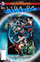 Os Novos 52! O Fim dos Futuros - Liga da Justiça #1