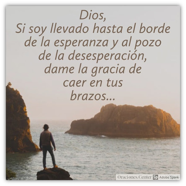 Una Oración para Dios - Gratitud, Esperanza y Fuerza