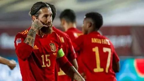 Resmi! Sergio Ramos Dicoret dari Timnas Spanyol untuk Piala Eropa 2020