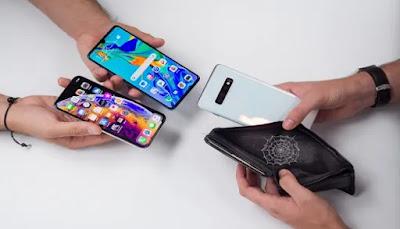 أفضل الهواتف الذكية في عام 2019