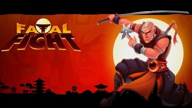 تحميل لعبة Fatal-Fight v2.0.211 مهكرة للاندرويد