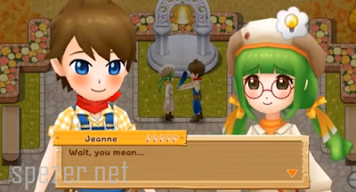 Cara menikah di game Harvest Moon Light of Hope
