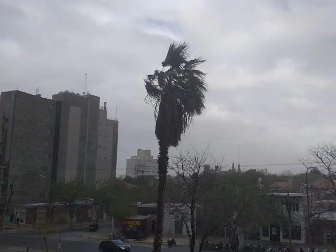 Fuertes ráfagas de viento para este jueves en San Juan