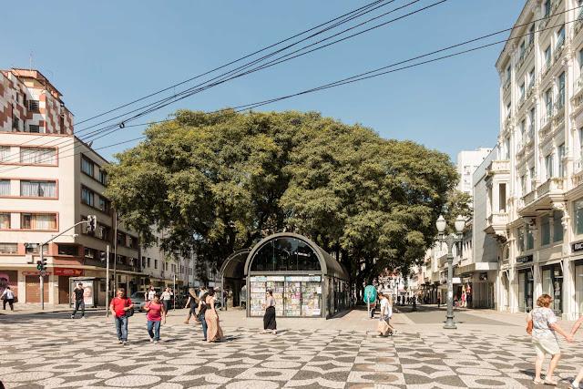 Praça José Borges de Macedo