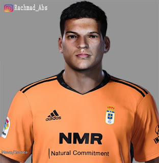 PES 2021 Faces Gabriel Brazão by Rachmad ABs