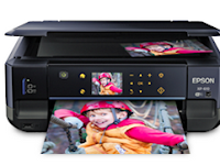 Epson XP-610 driver & software (Recommended)