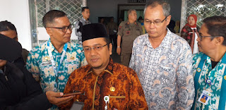 Wakil Walikota Kota Jambi Secara Resmi Membuka Sosialisasi TIK