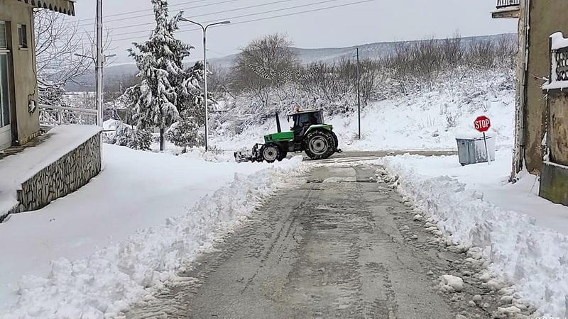 Αγροτικός Σύλλογος Τριγώνου: Με το πρώτο χιόνι πολλές ώρες χωρίς ηλεκτρικό ρεύμα τα χωριά του Τριγώνου