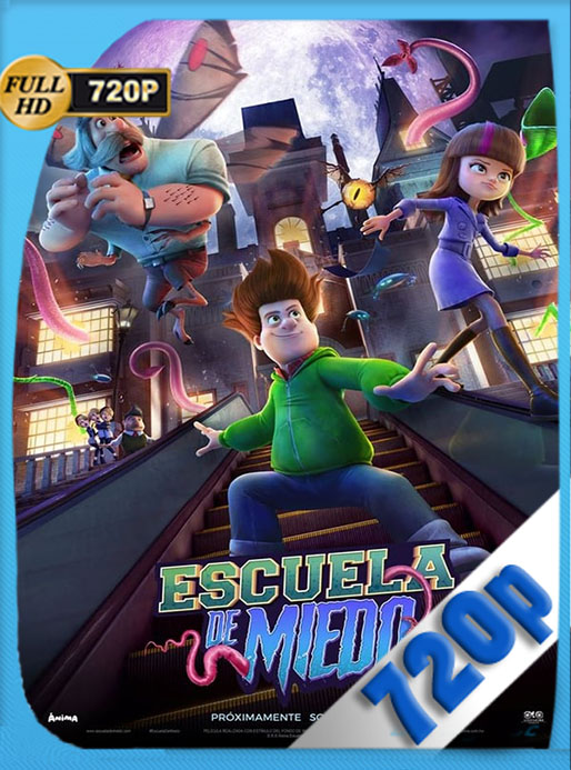 Escuela de Miedo 2020 HD 720p Latino [Google Drive] Tomyly